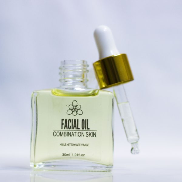 Facial Oil With Dropper